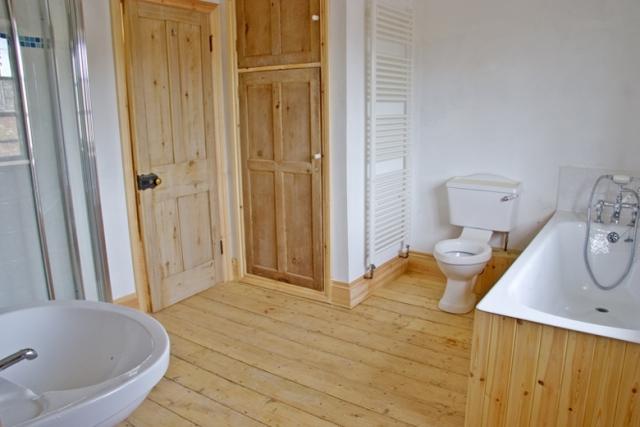 Bathroom refit, Hammonds Farm Somerset