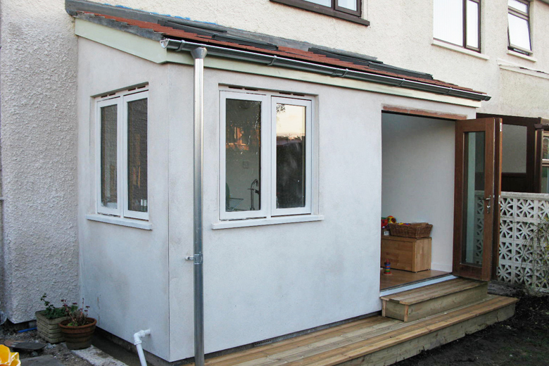 Kitchen extension in Bristol