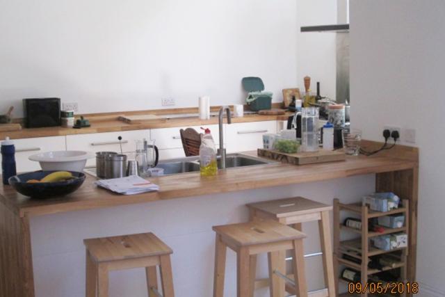 Kitchen extension in Bishopston, Bristol